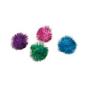 pelota pompom